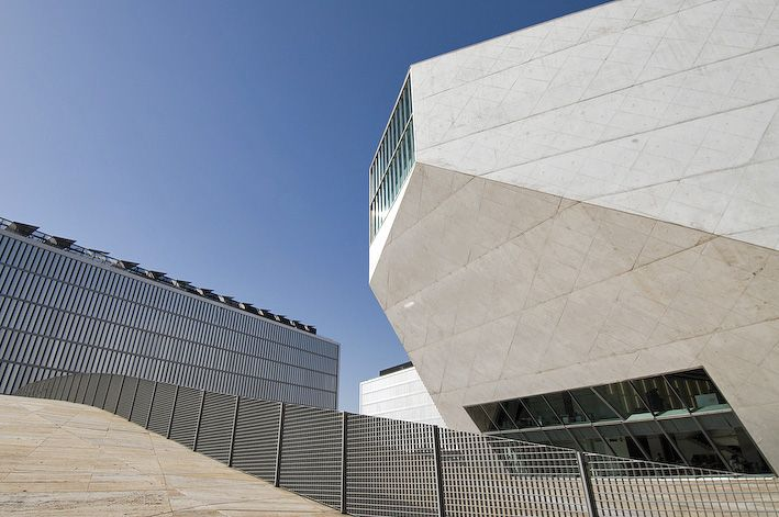 Portugal Casa da Música, Porto Photo António Sá (mit