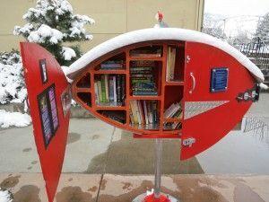 BibliotecaSumma — Sería un gusto encontrarnos minibibliotecas como...