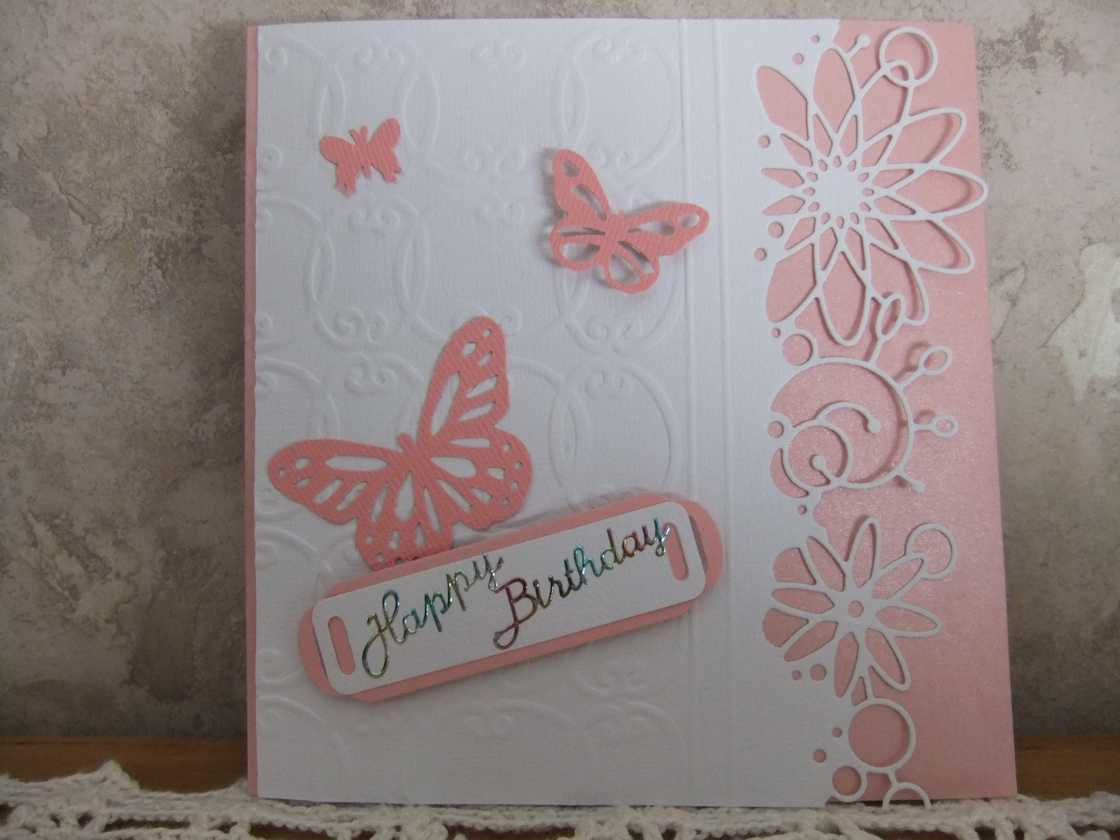 Great female Birthday Card :)