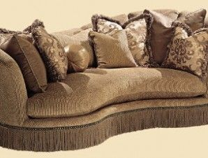 Marge Carson Look Alike Furniture | Marge Carson High End Sofa Added In  Living Room Marge Carson Seatings .