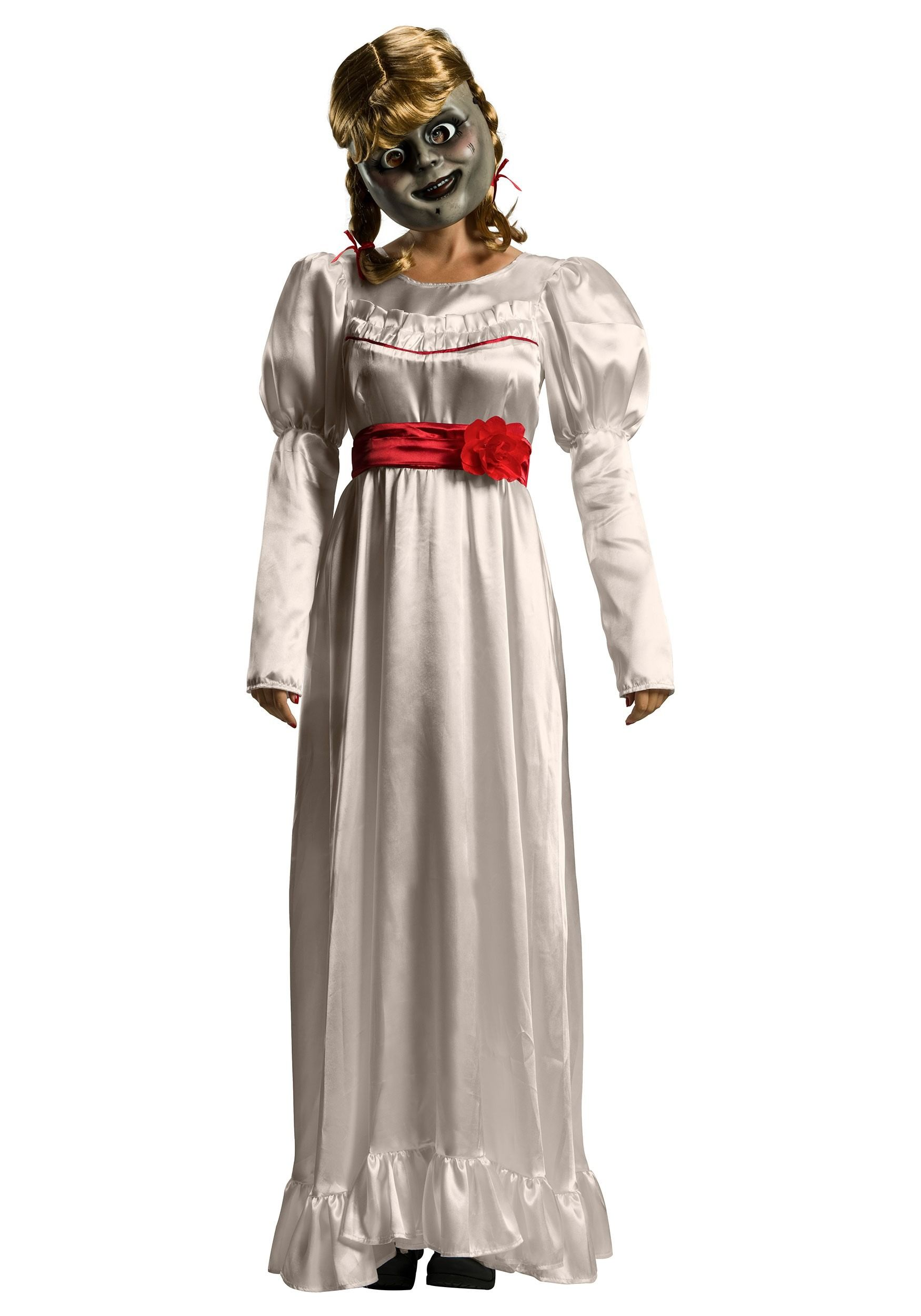 Annabelle Deluxe Adult Costume in 2020 Annabelle costume