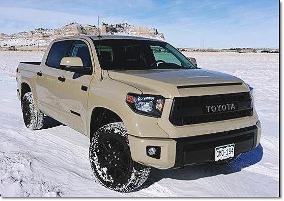 Toyota Tundra Diesel >> 2018 Toyota Tundra Diesel Prix Diesel Trucks Toyota Tundra Trd