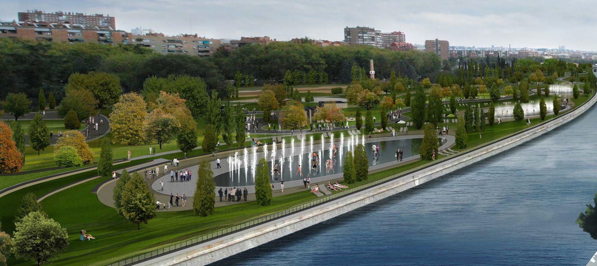 propuesta urbana rios - Buscar con Google