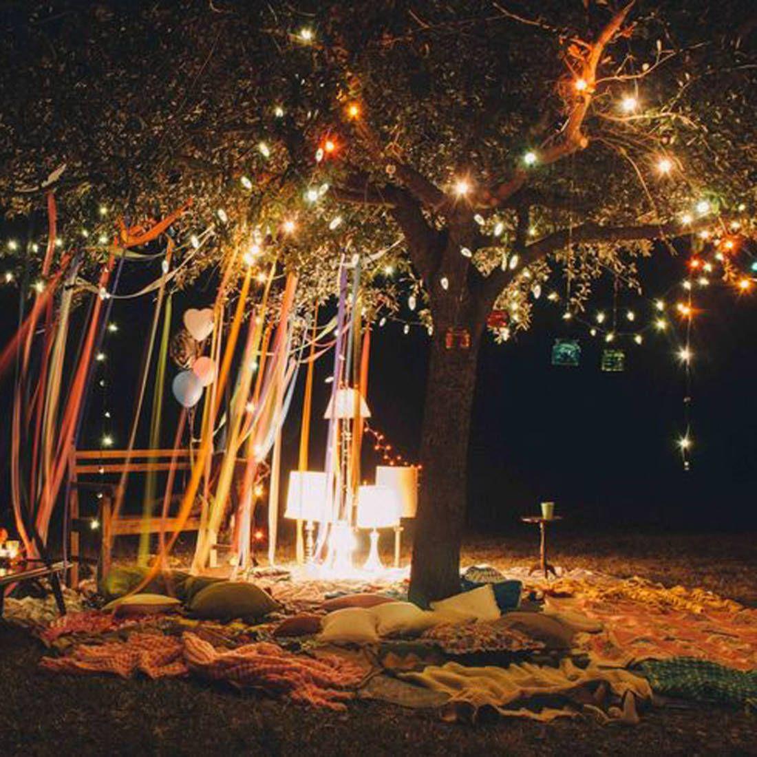 am nager son jardin fa on glamping mariage nomade chic pinterest. Black Bedroom Furniture Sets. Home Design Ideas