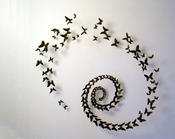 Бабочки дизайн
