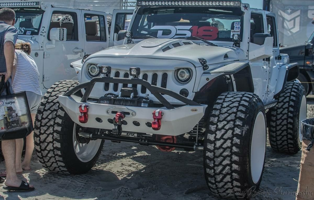 New Jersey Jeep Invasion 2k18 Wildwood Jeeps On The Beach