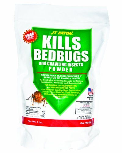 Top 4 Best Bed Bug Powders 2019 Review With Images Kill