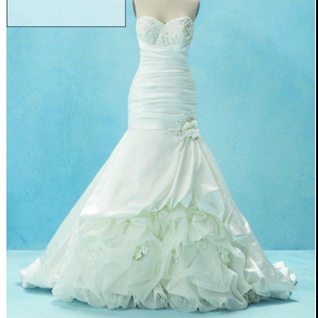 Ariel style wedding dress<3 | My Style | Pinterest | Ariel, Wedding ...