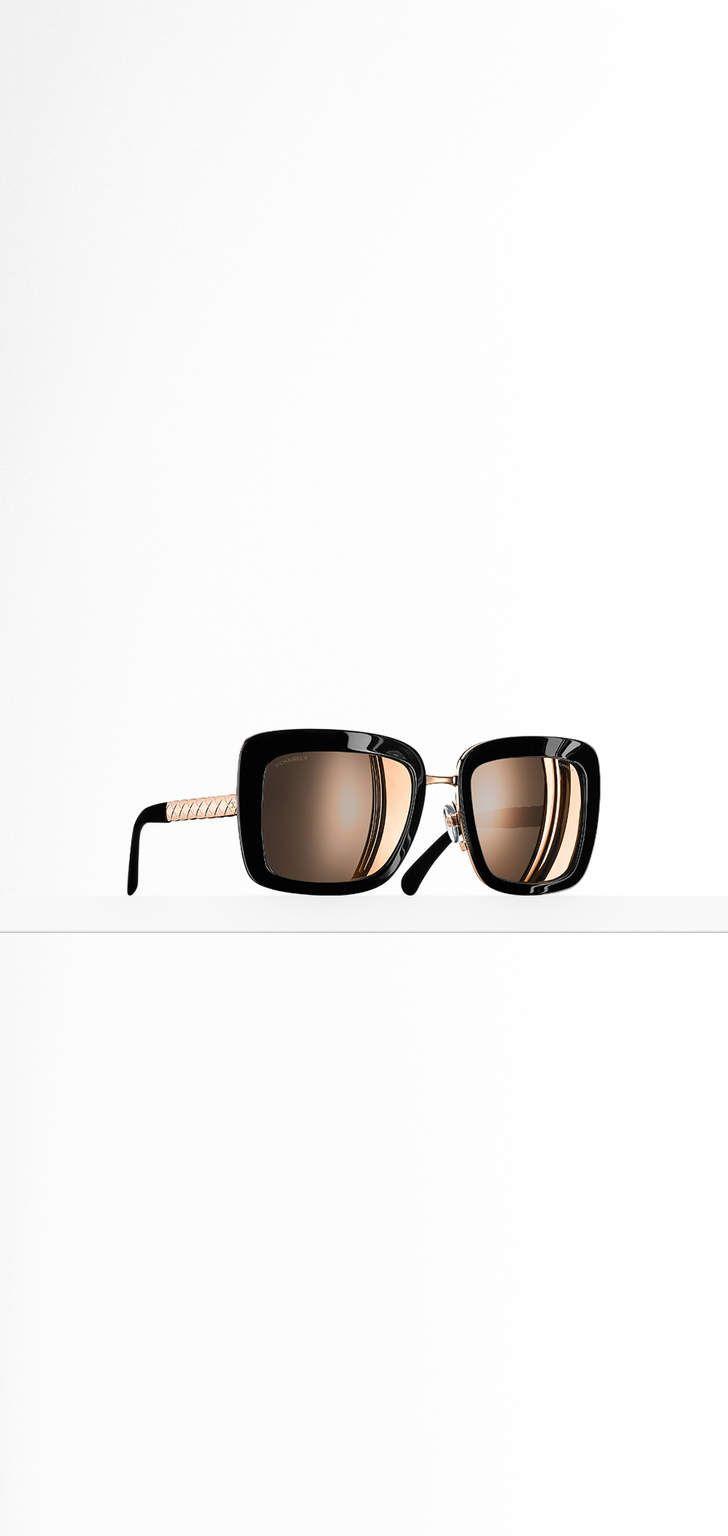 Classiques - acétate   métal-noir   argenté   Sunglasses   Pinterest ... dd89365bd31f