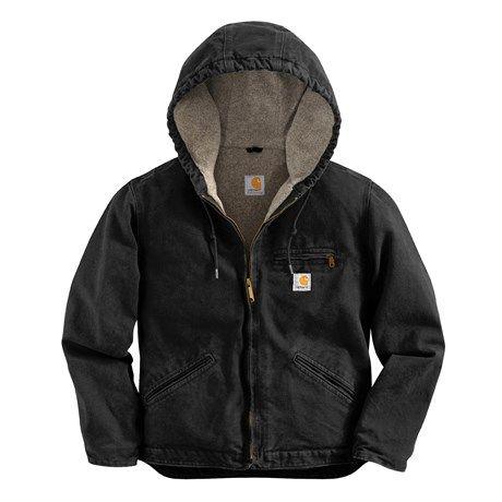 Carhartt Factory Lined Sandstone Seconds Sherpa Jacket Sierra qXrRxwPXn