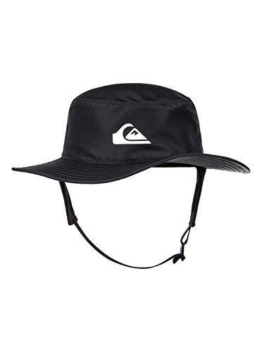 e6475408d82 Quiksilver Men s Bushmaster Surf Sun Protection Bucket Hat