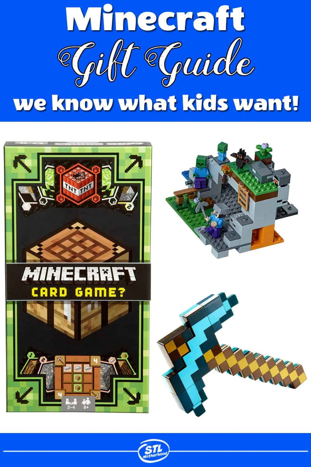 Gifts for the minecraft kid minecraft gifts kids