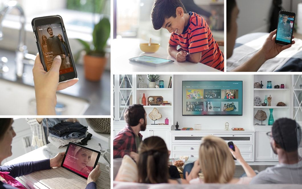 Hulu + Live TV More than just Live TV streaming Live