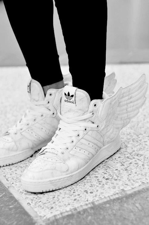 sneakers | Wings up Jeremy Scott | Sneakers, Jeremy scott