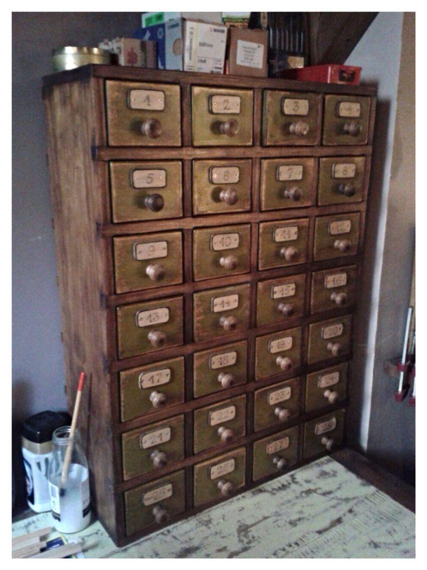 Mueble para organizar bien tus herramientas www