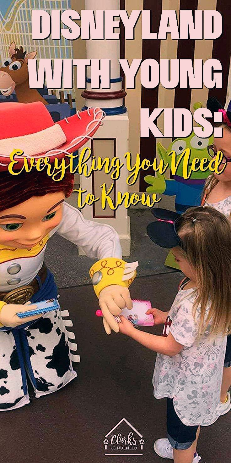 Photo of Disneyland with Young Kids Tips: Tips You HAVE to Know – Clarks Condensed