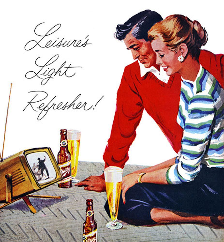 Cheers! A Look Back at Beer Advertising For Women Pôster