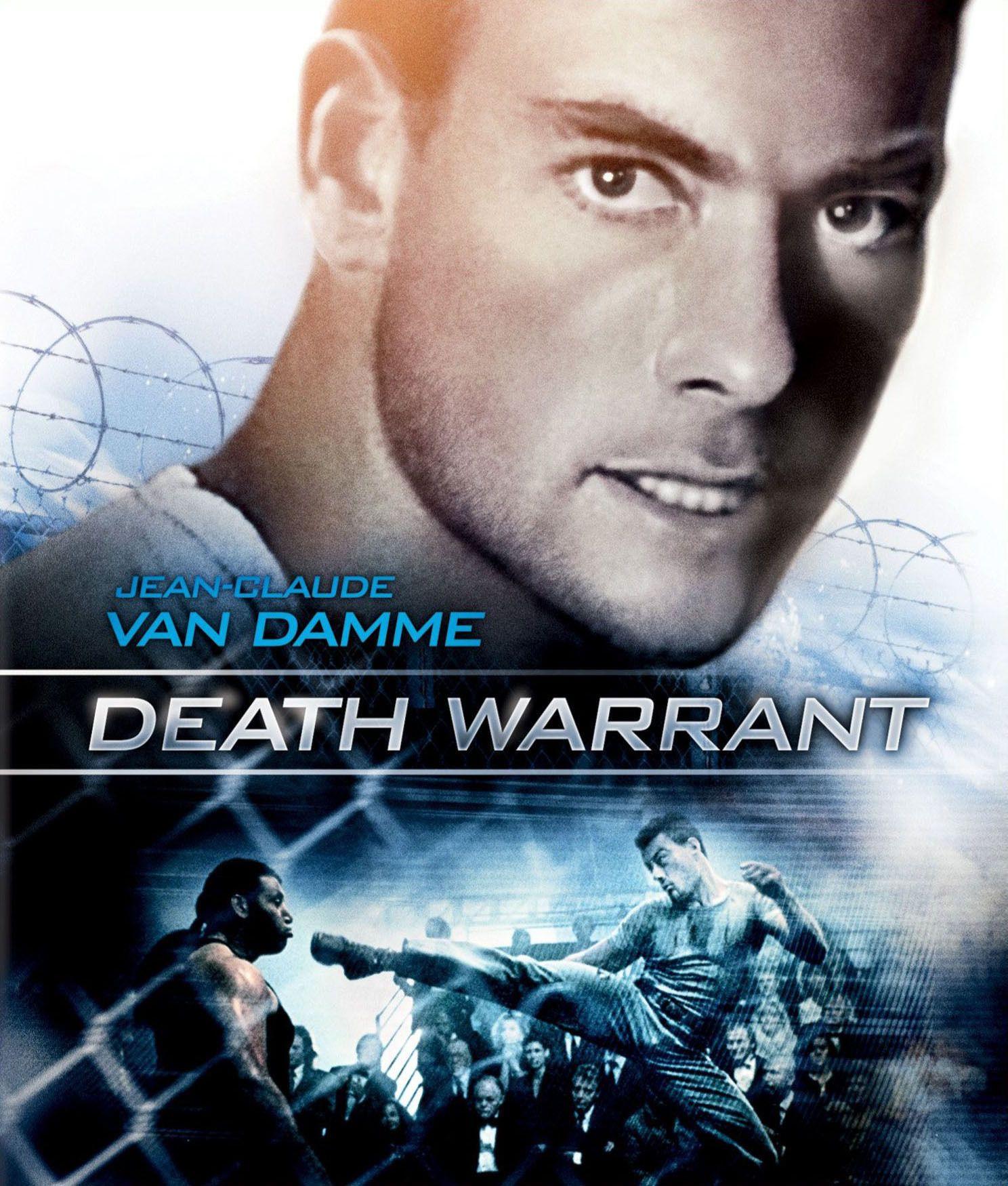 Death Warrant (film) Death Warrant Jean Claude Van Damme josephporrodesigns Death