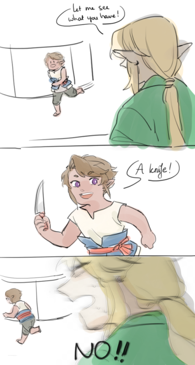 marimarimarine: oh my god why does he have a knife ???