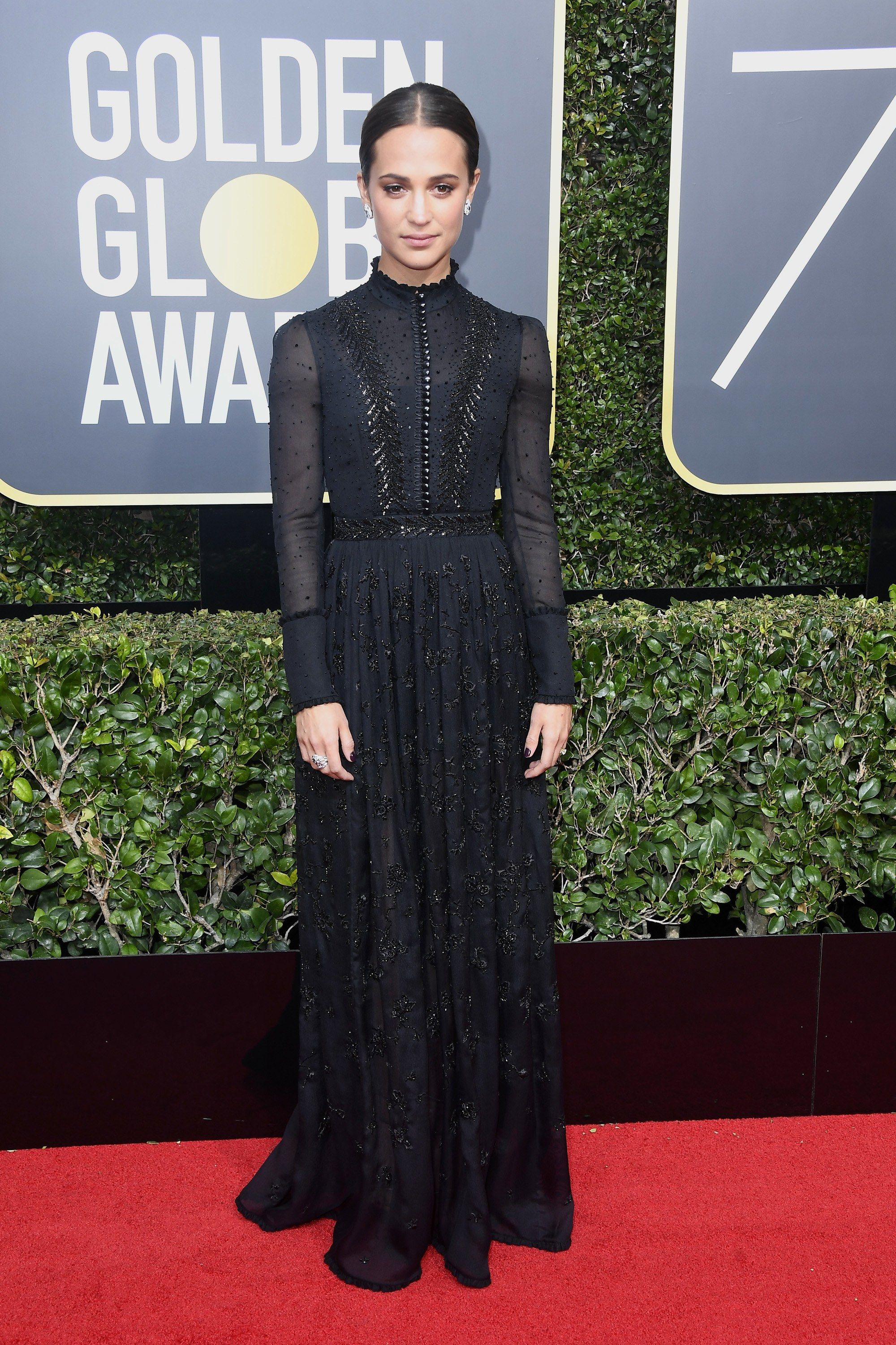 Roter Teppich Golden Globes Golden Globes 2018 Fashion Live From The Red Carpet Golden