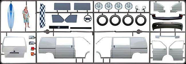Volkswagen T4 Surfbus Directory