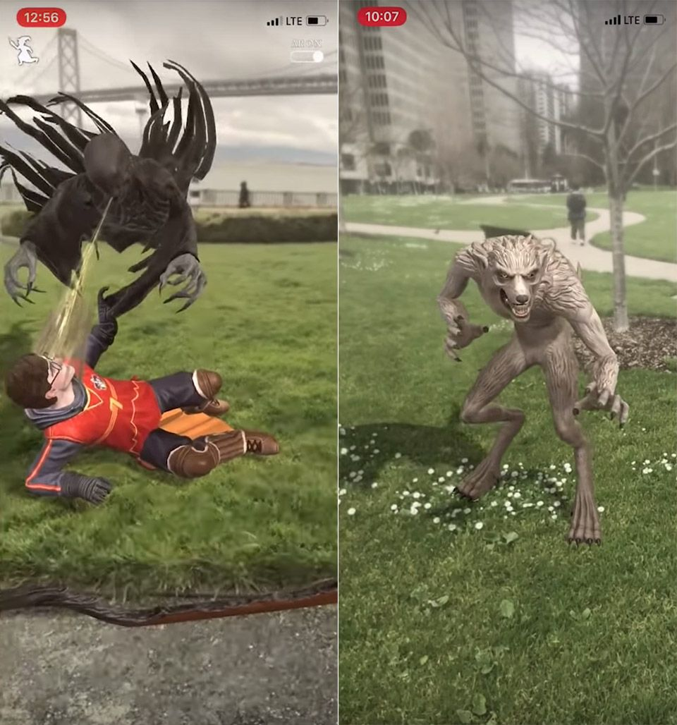 From The Makers Of Pokemon Go Comes This Harry Potter Ar Adventure Pokemon Go Harry Potter Pokemon