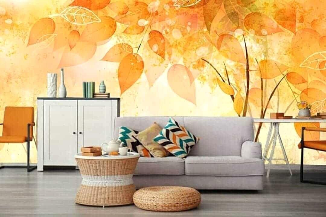 Wallpapers Ideas Interiors Home Wallpaper Wallpaper Trends Kitchen Wallpaper Design