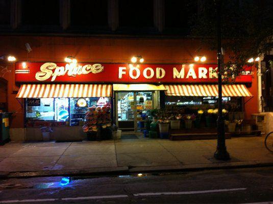 Rittenhouse Square Philadelphia | Spruce Food Market - Rittenhouse Square - Philadelphia, PA
