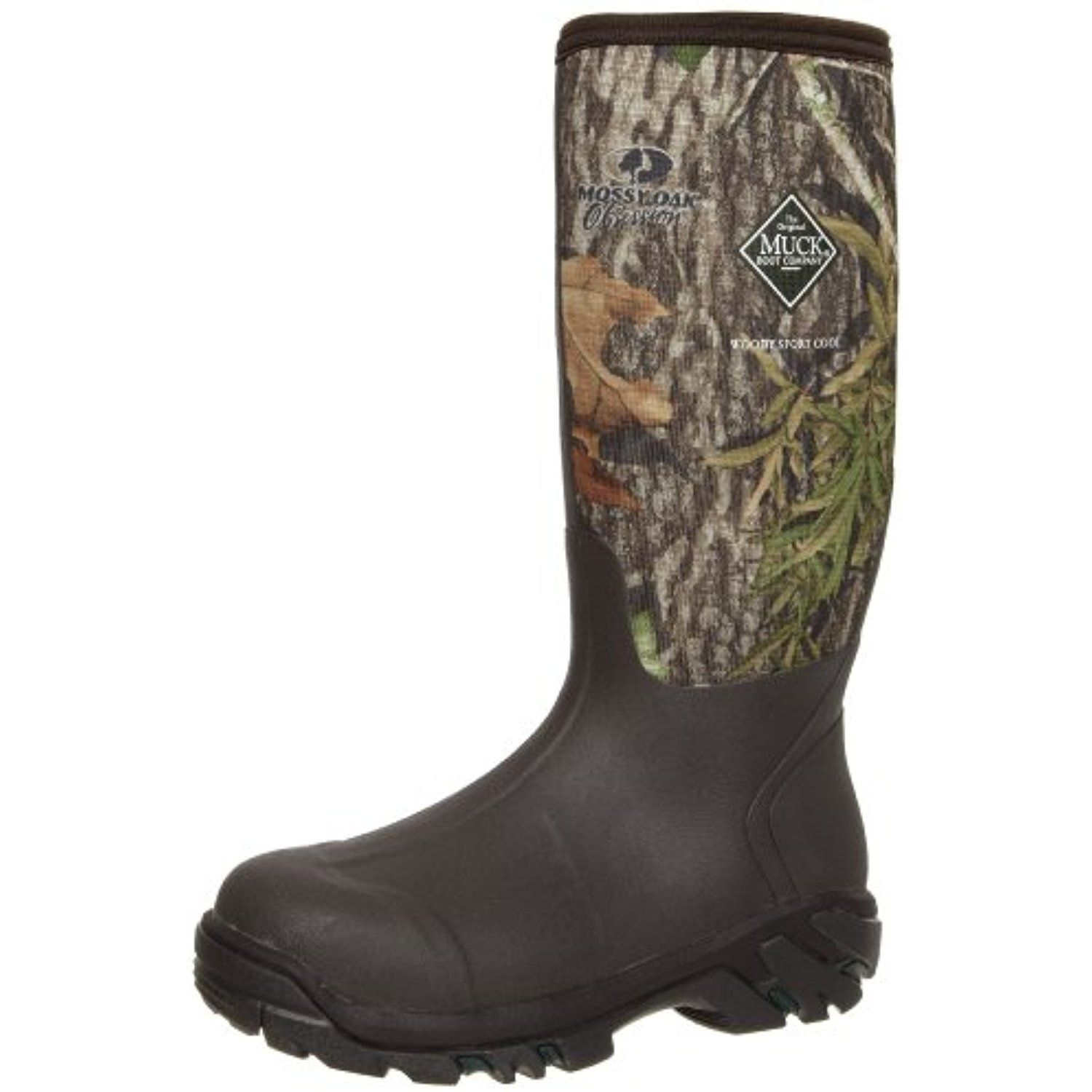 MuckBoots Woody Sport Cool Hunting Boot *** You can find