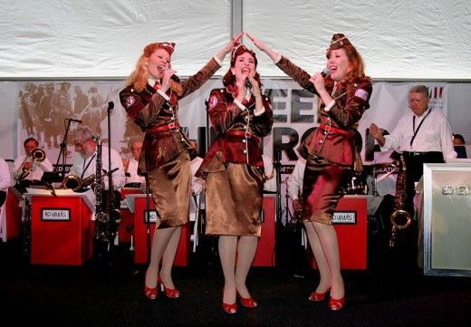 How to throw a 1940s big band party 1940s costumes and for How to throw a big party