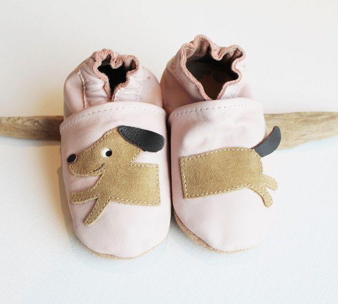 Madison : Baby lederschuhe