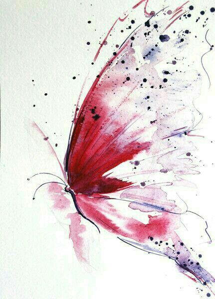 Pin By Alina Yalmaz On Alina Butterfly Watercolor Butterfly