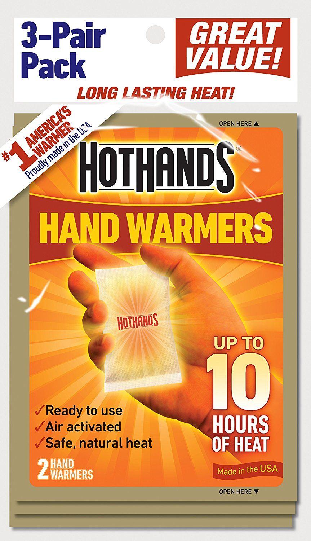 20 PAIRS Mycoal hand warmers