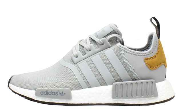 huge selection of 13a58 21bc6 adidas NMD R1 Mastercraft Grey Tan | Kikz in 2019 | Sneakers ...