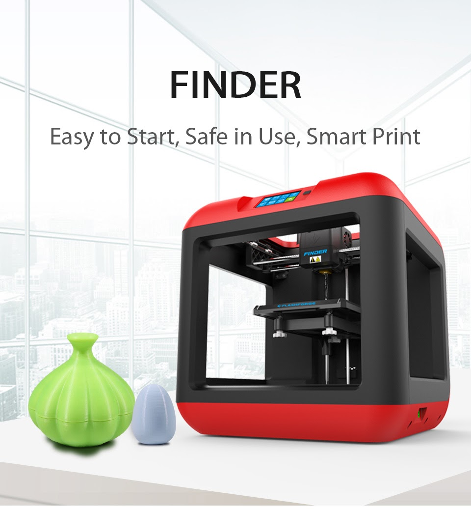 Finder 2 0 3d Printer Shipping In 10 Days Shopenium Printer 3d Printer Usb Stick