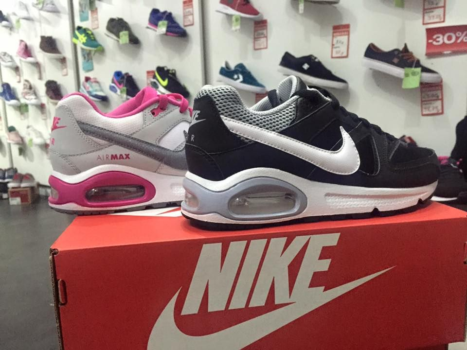 Nike Air Max COMMAND en Susuela ! Colecci
