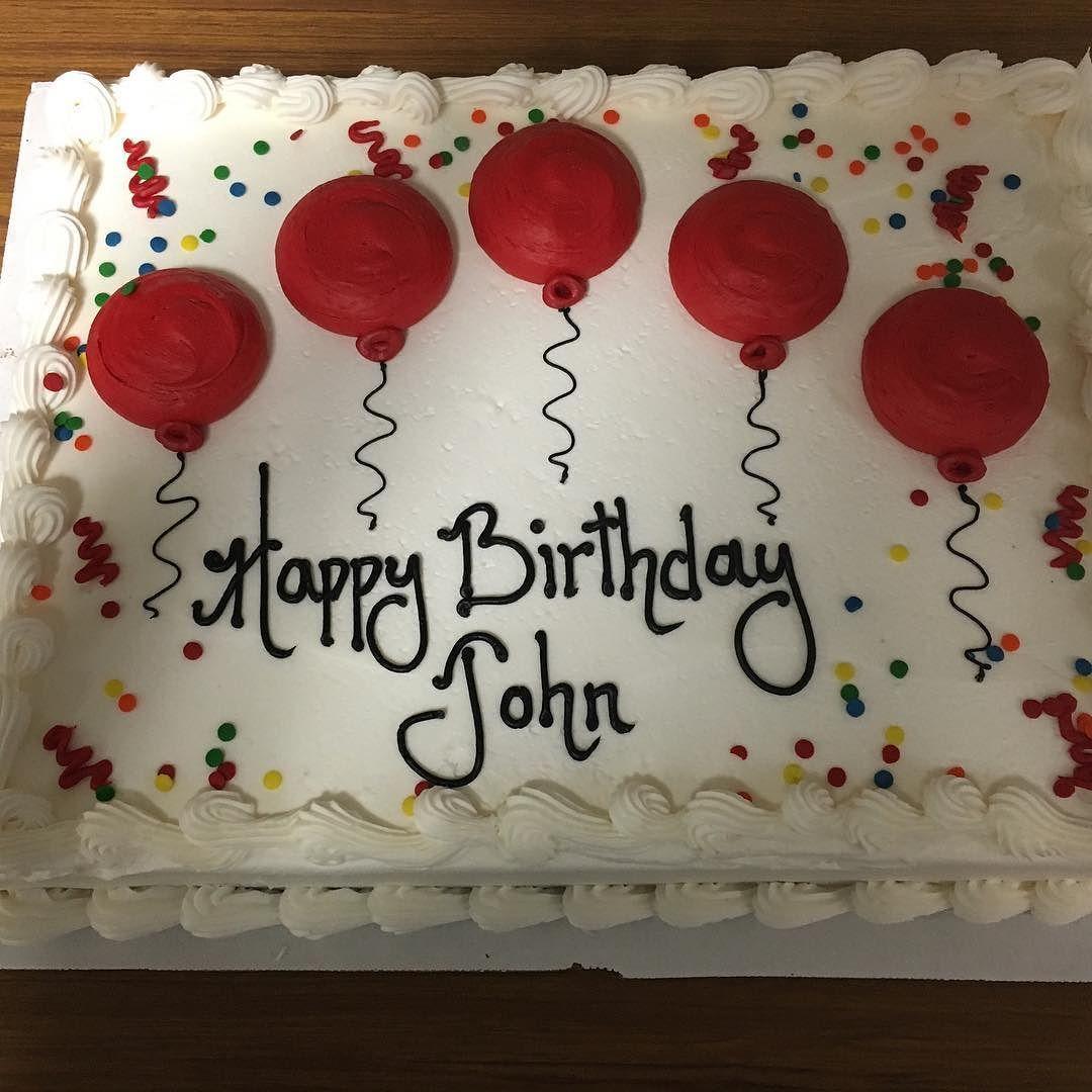 Birthday Cake For Mentor