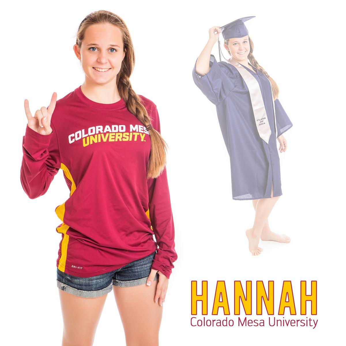 Model Rep, Hannah Mabile, Is Graduating From Lone Star