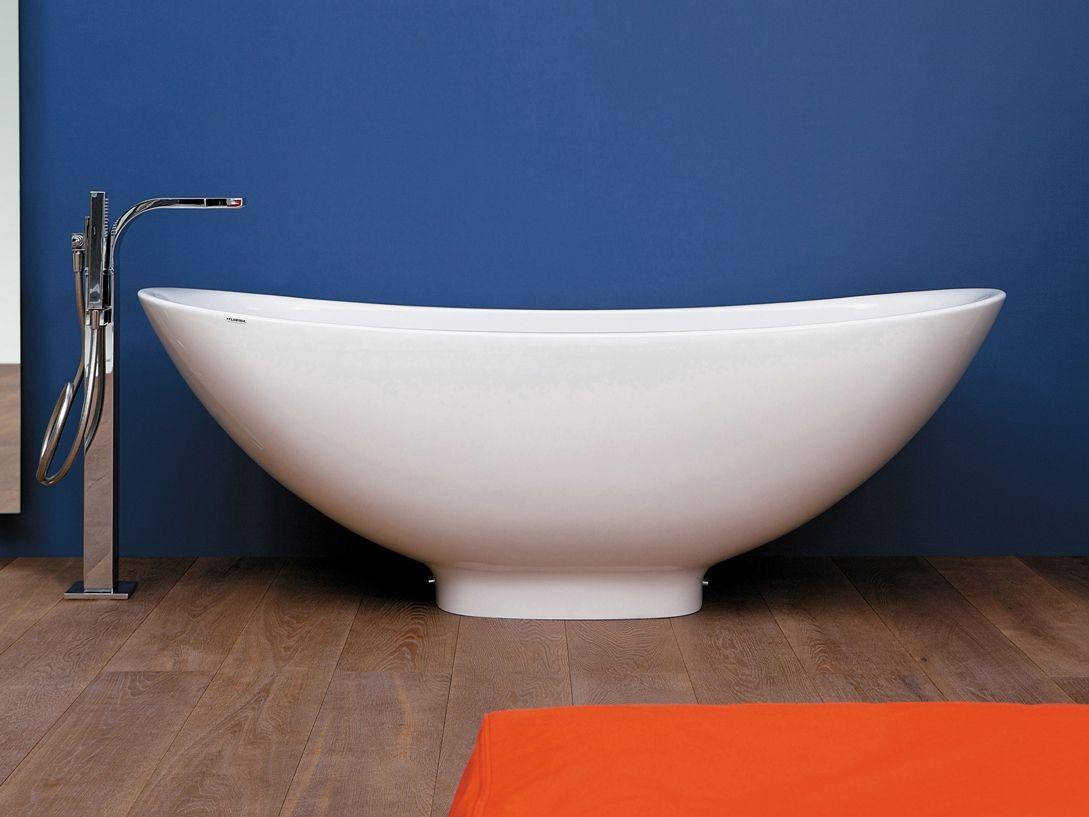 Vasca da bagno in ceramica IO Vasca da bagno Ceramica