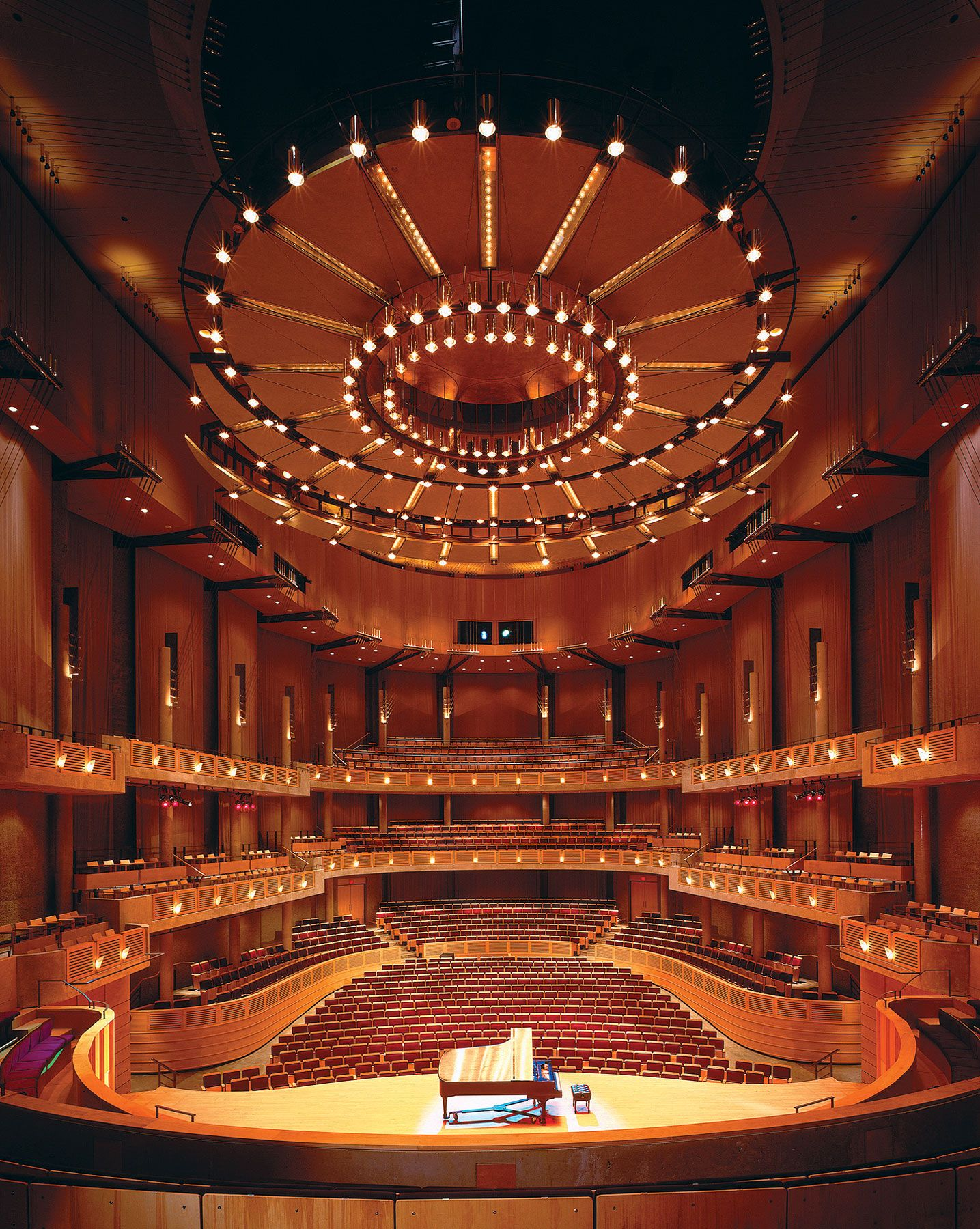 Chan Centre For The Performing Arts Vancouver Auditorium Design Auditorium Theater Performance