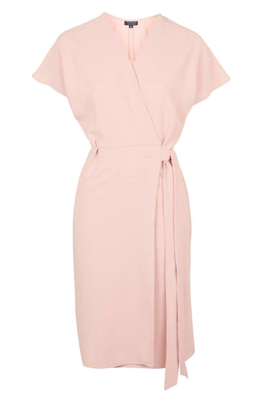 Topshop Crepe Wrap Dress | Nordstrom | Dresses & Skirts | Pinterest ...