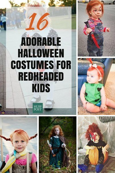 16 Adorable Halloween Costume Ideas For Redheaded Kids Cute Baby Halloween Costumes Baby Girl Halloween Costumes Halloween Costumes Redhead