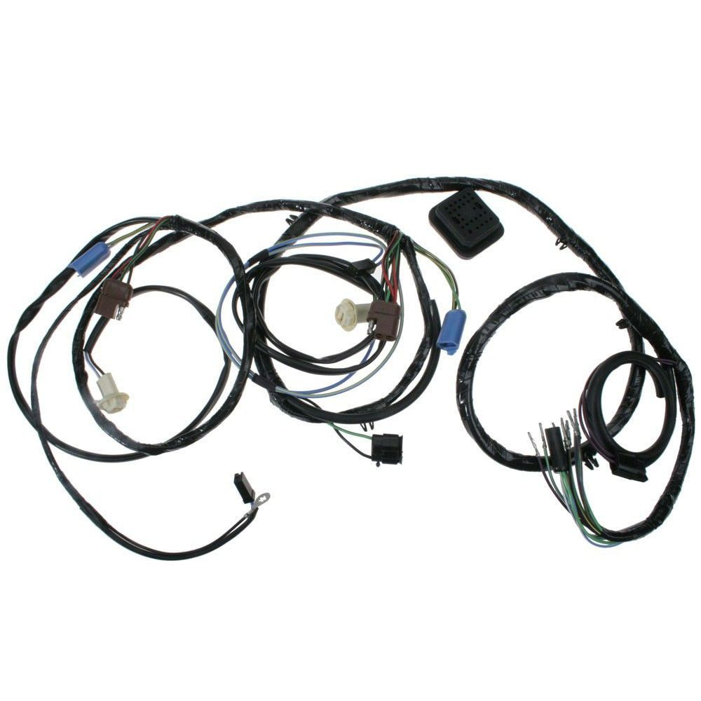 Alloy Metal Products Wiring Harness Headlight To Firewall