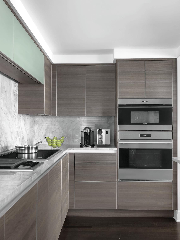 Modern Kitchen Design Featuring Poggenpohl Cabinetry Design By Beck Allen Cabinetr Kitchen Design Small Modern Kitchen Cabinet Design Kitchen Furniture Design