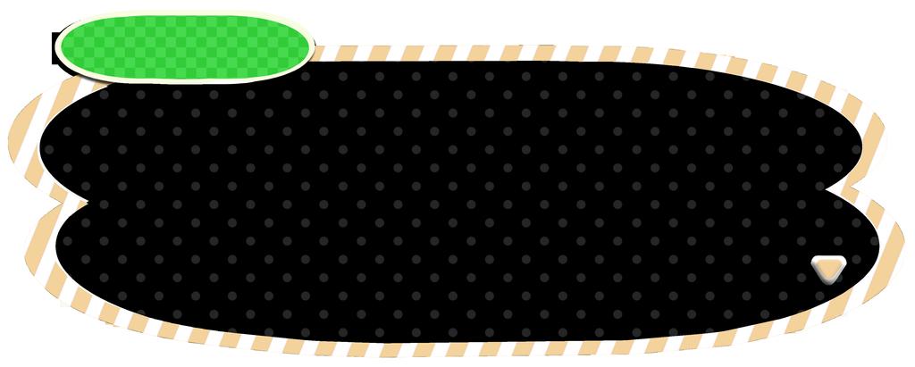 Dialogue Text Box Bubble Animal Crossing Template Animasi Pertahanan