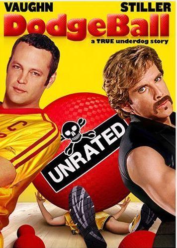 Dodgeball Movie Pictures Dodgeball Sports Movie Vince Vaughn