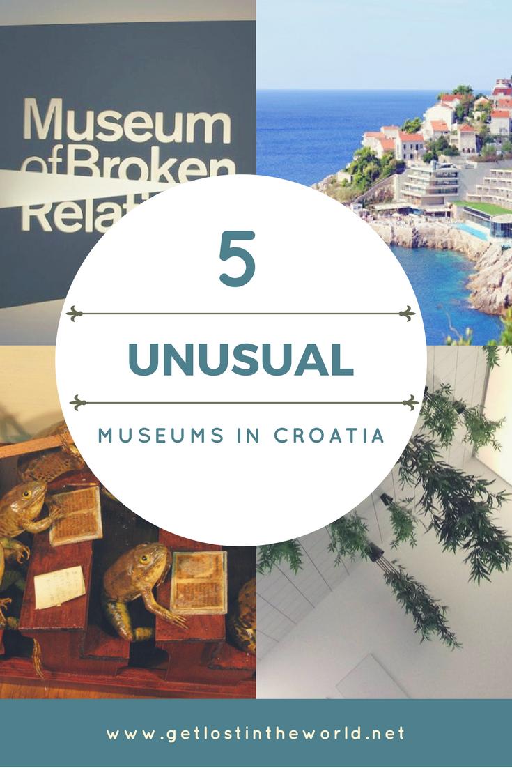 Unusual Museums In Croatia Croatia Travel Croatia Rijeka