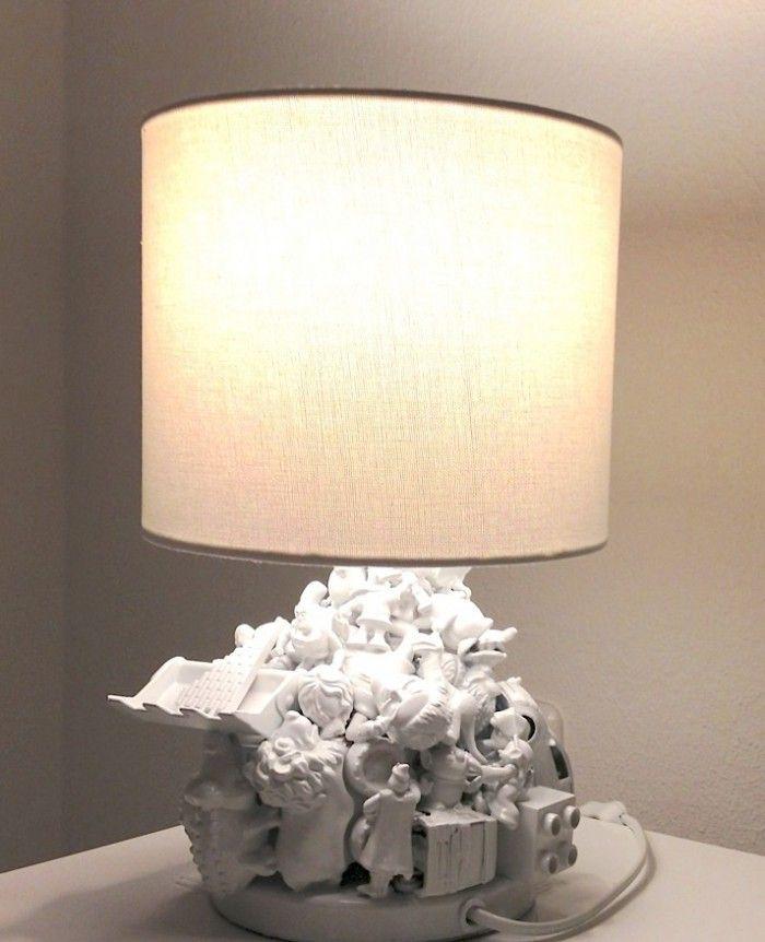 lamp plastic speelgoed