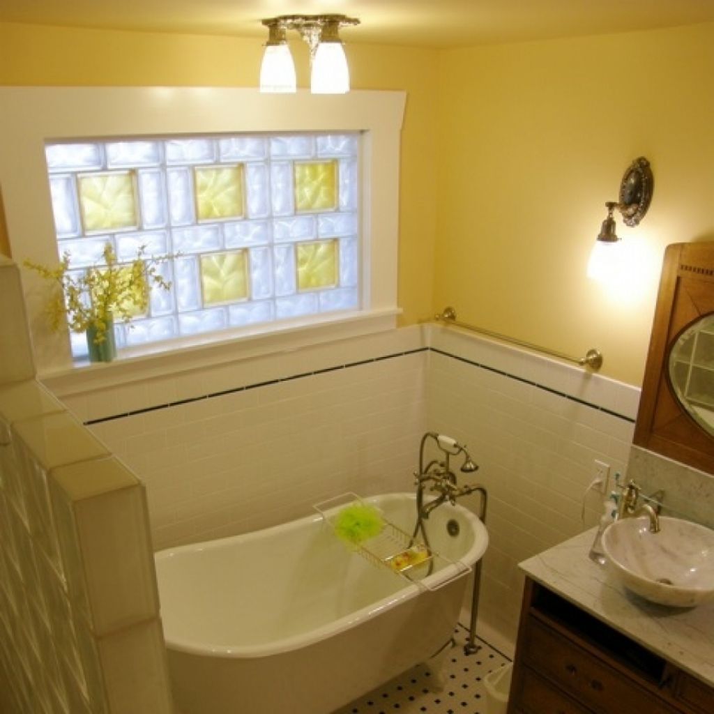 bathroom simple yet nice glass block bathroom windows applied in modern bathroom frosted and etched patterns of glass block window installed in the