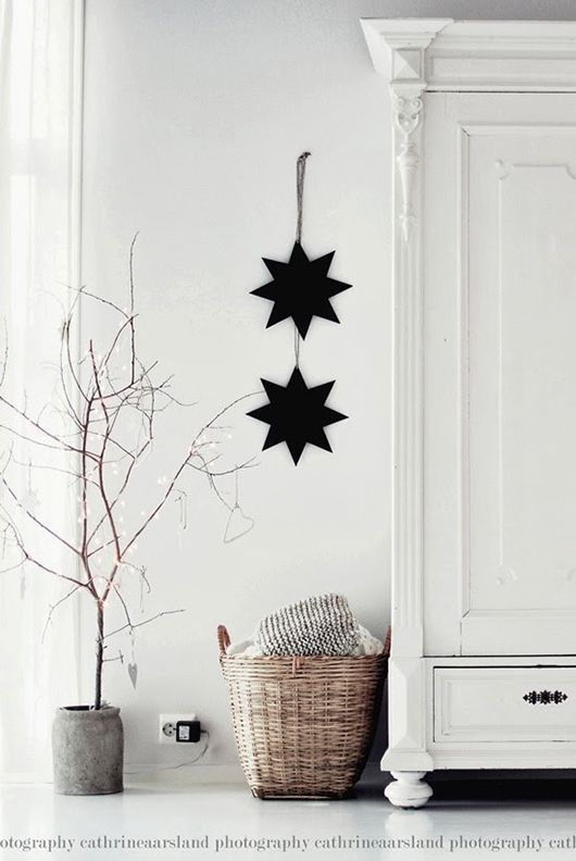Holiday Decoration Trends 2013 #modernvintagedecor